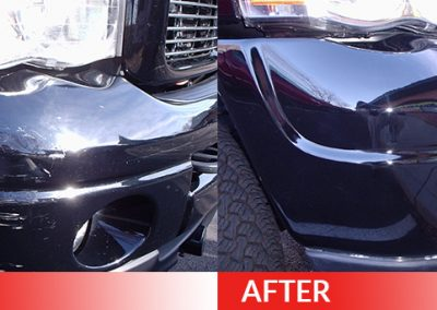BUMPER_REPAIR3 Dent Magic USA - Columbus Ohio - Dublin Ohio