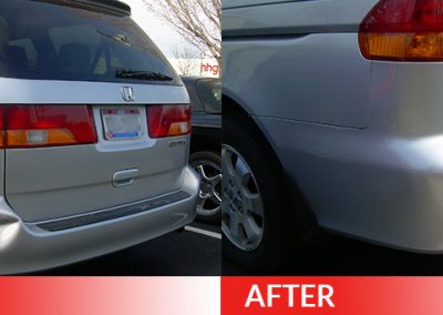 BUMPER_REPAIR4 Dent Magic USA - Columbus Ohio - Dublin Ohio