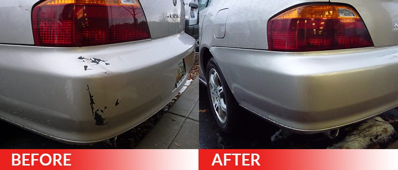 Dent Magic USA - Bumper Repair | Columbus, OH - Dublin, OH