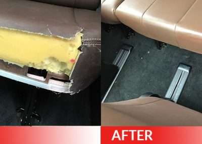 UPHOLSTERY-REPAIR-1 Dent Magic USA - Columbus Ohio - Dublin Ohio