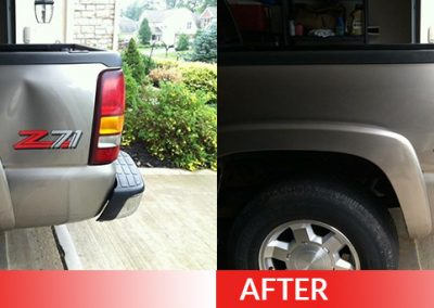 paintless dent repair Dent Magic USA - Columbus Ohio - Dublin Ohio