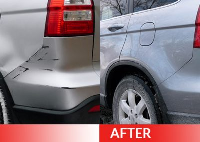 bumper repair Dent Magic USA - Columbus Ohio - Dublin Ohio