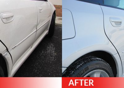 body repair panel auto car Dent Magic USA - Columbus Ohio - Dublin Ohio