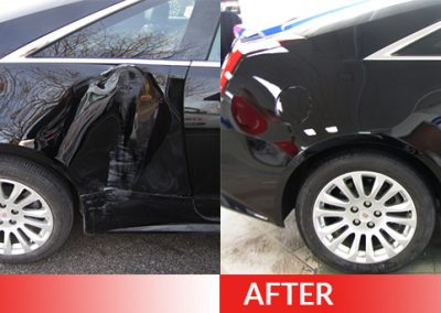 body repair panels Dent Magic USA - Columbus Ohio - Dublin Ohio